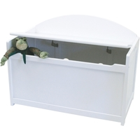 Childs Toy Chest White