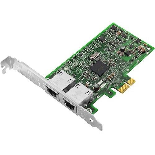 1Gb 2-Port RJ45 Ethernet Adpt