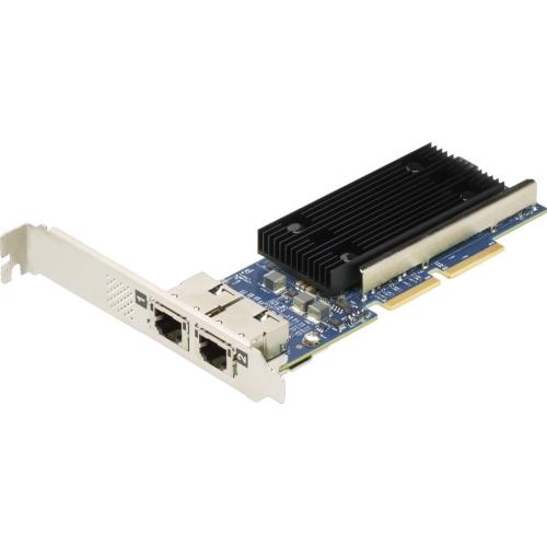 10Gb 2-Port Base-T Ethernet Ad