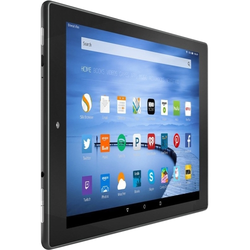 "FIRE HD 10.1"" 16GB Black Broad"