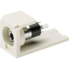 STEREO CONNECTOR 35MM WHT EA