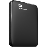 750GB WD ELEMENTS USB