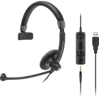 SC 45 USB MS MONAURAL HEADSET