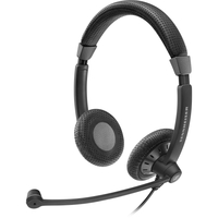 SC 75 BINAURAL HEADSET 3.5MM