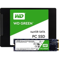 240GB GREEN SATA SSD 2.5IN 7MM