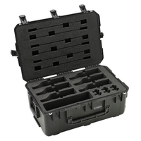 FLIGHT CASE FOR 6 MULTIMEDIA