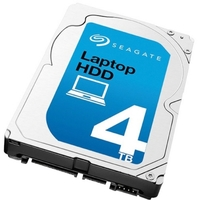 4TB SATA 5.4K RPM 128MB 2.5IN