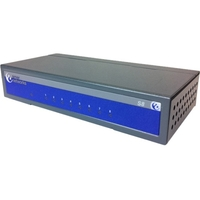 8PORT FAST ENET SWITCH METAL