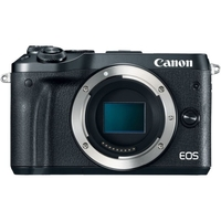 EOS M6 BK BODY N MIRRORLESS