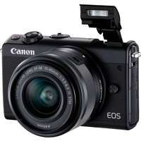 EOS M100 BLK 24.2MP 3IN LCD