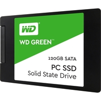 120GB GREEN SSD SATA III 6GB/S