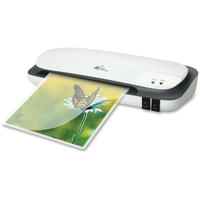 12IN DESKTOP HOT/COLD LAMINATOR