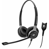 SC668 PREMIUM TWO EAR HEADSET