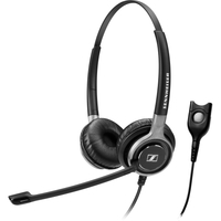 SC660 TC PREMIUM 2 EAR HEADSET