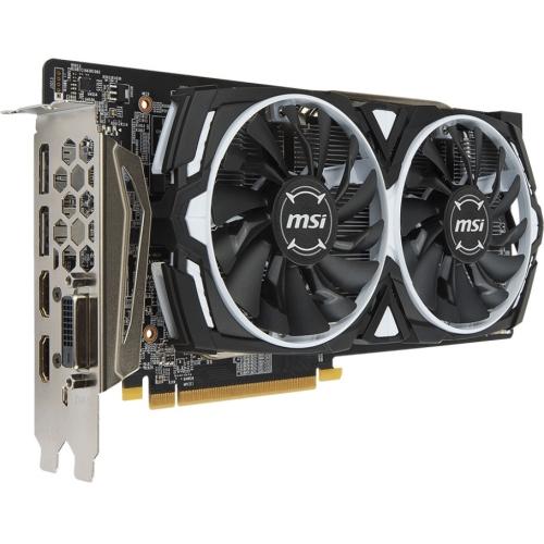 R580AR8C MSI AMD RX 580 ARMO