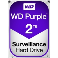 2TB PURPLE SATA GB/S 5400 RPM