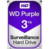 3TB PURPLE SATA GB/S 5400 RPM