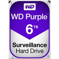 6TB PURPLE SATA GB/S 5400 RPM
