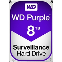 8TB PURPLE SATA GB/S 5400 RPM