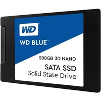 500GB WD BLUE SATA 2.5IN