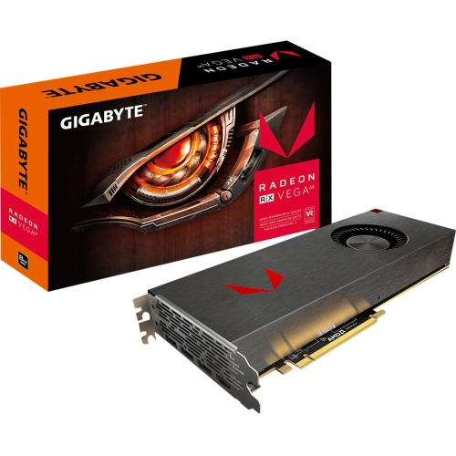 RADEON RX VEGA 64 SILVER PCIE