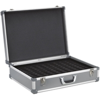 FLIGHT CASE FOR 100 RECEIVERS