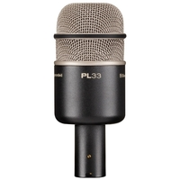PL33 KICK DRUM MICROPHONE