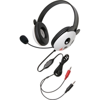 CALIFONE STEREO HEADSET PANDA