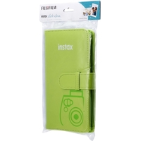 WALLET ALBUM LIME GREEN FOR