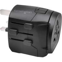 TRAVEL ADAPTER W/ USB 3-PRONG