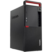 Lenovo ThinkCentre M910t 10MM000DUS Desktop Computer - Intel Core i7 (7th Gen) i7-7700 3.60 GHz - 8 GB DDR4 SDRAM - 256 GB SSD - Windows 10 Pro 64-bit (English) - Tower - Black