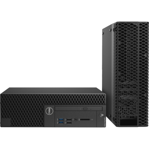 Dell OptiPlex 3050 Desktop Computer – Intel Core i5 (7th Gen) i5-7500 3.40 GHz – 8GB DDR4 SDRAM – 500 GB HDD – Windows 10 Pro – Small Form Factor