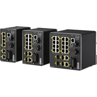 IE 16 10/100,2 FE SFP+2 T/S FD