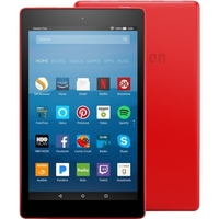 "8"" FireHD8 with Alexa 32GB Red"