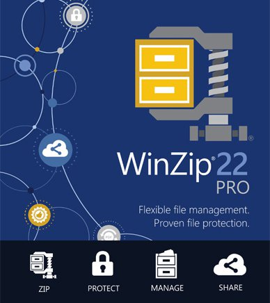 WinZip 22 Pro (Download)