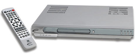 DVD-400 DVD Writer/Player
