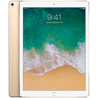 "Apple iPad Pro 12.9"" - Gold Wi-Fi + Cellular 64GB"
