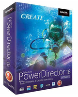 Cyberlink PowerDirector v.16.0 Ultimate Suite
