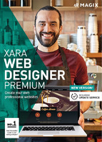 Xara Web Designer 15 Premium  (Electronic Software Delivery)