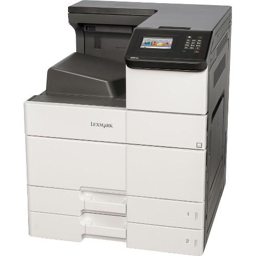 Lexmark MS911DE Laser Printer - Monochrome - 1200 x 1200 dpi Print - Plain Paper Print - Desktop - 55 ppm Mono Print - 1150 sheets Standard Input Capacity - 300000 Duty Cycle - Automatic Duplex Print - Ethernet - USB CUST PAYS FRT