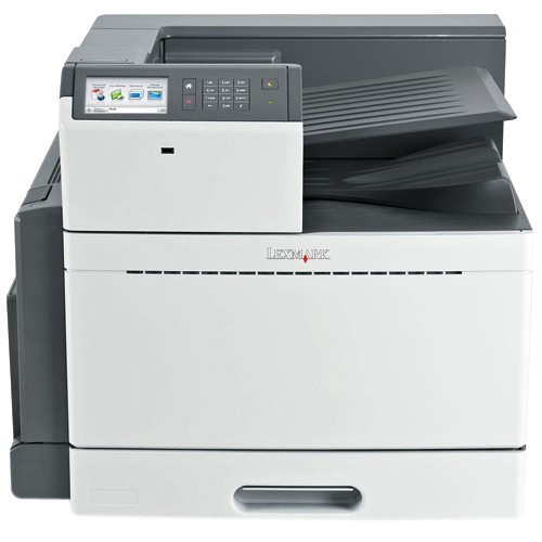 Lexmark C950DE LED Printer - Color - 1200 x 1200 dpi Print - Plain Paper Print - Desktop - 50 ppm Mono / 45 ppm Color Print - 620 sheets Standard Input Capacity - 225000 Duty Cycle - Automatic Duplex Print - LCD - Ethernet - USB LTR LGL USB 1GB DUP CUST PAYS FRT