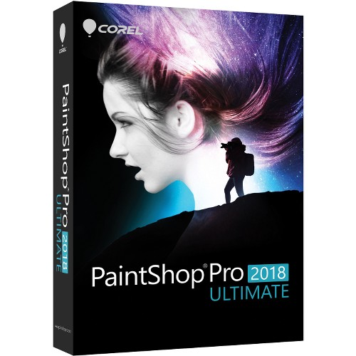 PaintShop Pro 2018 Ultimate (Electronic Software Delivery)