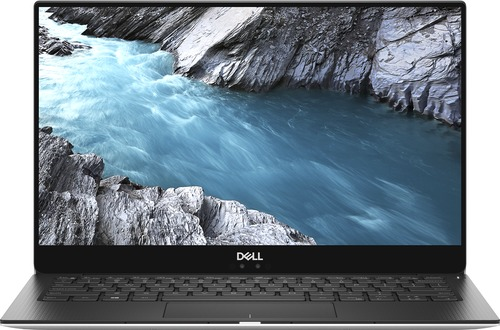 Dell XPS 13.3 inch FHD 1920x1080 InfinityEdge Display; 8th Generation Intel Core i5-8250U Processor (6MB Cache, up to 3.4 GHz); 8GB LPDDR3 1866MHz; 128GB - Silver