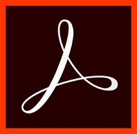 Adobe Acrobat Pro DC Licensing Subscription - 12 Months, 1 User