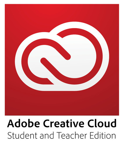 Creative Cloud Student and Teacher Edition (One Year Subscription - Monthly Price)