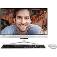 "Lenovo IdeaCentre 520S-23IKU F0CU0003US All-in-One Computer - Intel Core i5 (7th Gen) i5-7200U 2.50 GHz - 8 GB DDR4 SDRAM - 1 TB HDD - 23"" 1920 x 1080 Touchscreen Display - Windows 10 Home 64-bit (English) - Desktop - Silver"
