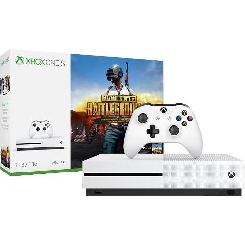 Xbox One S PLAYERUNKNOWN'S BATTLEGROUNDS Bundle