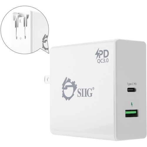 65W USB-C PD CHARGER POWER