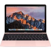 Apple 12-inch MacBook: 1.3GHz dual-core Intel Core i5,  512GB - Rose Gold