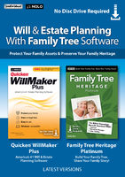 Will & Estate Planning with Family Tree Software (Download)